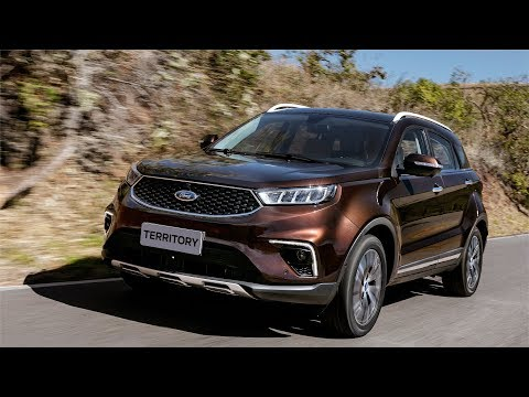2020 Ford Territory - Fasion SUV For Chinese and South America