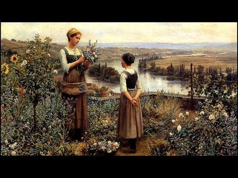 Daniel Ridgway Knight — Painter of Peasant Women