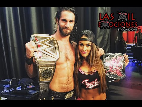 seth rollins and nikki bella dating in 2015