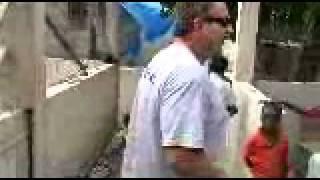 Jack Aranson Jack Aronson pumping up soccer