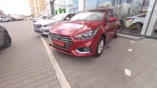 Hyundai Accent / Крутомобиль - Тест-Драйв / 2017