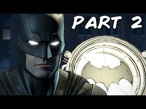 BATMAN SEASON 2 THE ENEMY WITHIN EPISODE 3 Walkthrough Gameplay Part 2 - Gordon (Telltale)
