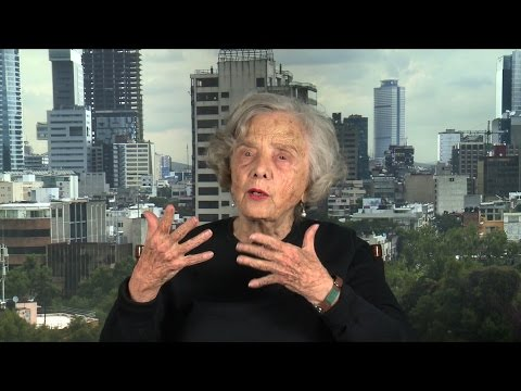 Mexican Writer Elena Poniatowska on the Missing 43 Students, 1968 Massacre & U.S.-Backed Drug War