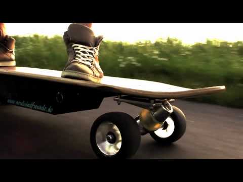 epic 600 longboard elektro skateboard nwf youtube. Black Bedroom Furniture Sets. Home Design Ideas