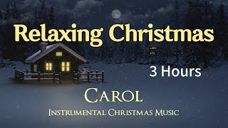 Relaxing Christmas Music   3 Hours   Calm, Relax   Instrumental Music screenshot 1
