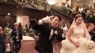 [쇼단] 신부와 함께하는 결혼식 웨딩축가 스칼리 댄스팀 ( 트와이스 _ 치얼업 cheer up)