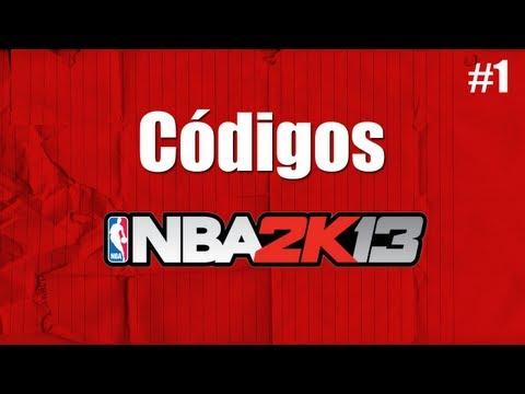 NBA2k13 | Codigos de desbloqueo #1