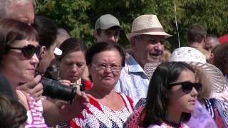 День города Заволжье 2016 часть 1