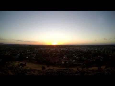 Sunrise over Griffith NSW 23/11/14