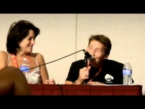 Voice actors' pannel