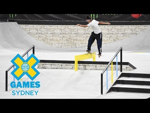 Women's Skateboard Street Final: FULL SHOW | X Games Sydney 2018