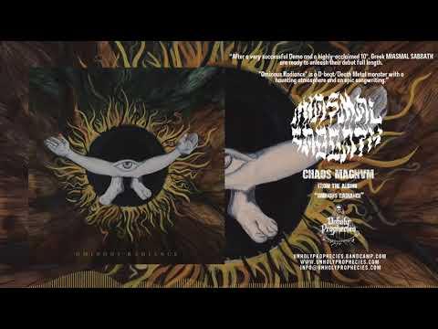 MIASMAL SABBATH (Greece) - Chaos Magnvm