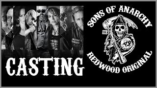 Sons of Anarchy - Casting (CZ sub)