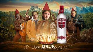 TINKA OG DRUKSPILLET!! ft Lars Lyn, pædagog Rune, Fru Camilla og kameramand Karsten0416gaming