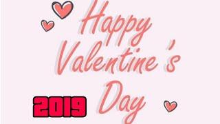 Selamat Hari Valentine 2019!