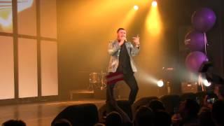 ESCKAZ in Amsterdam: Nadav Guedj (Israel) - Golden Boy (at Eurovision In Concert)