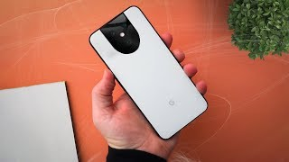 Google Pixel 5 Looks Interesting...