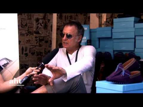 Interview with iconic Vancouver shoe designer John Fluevog at Luxury & Supercar Weekend 2013