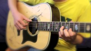 Itazura na Kiss ~ Love in TOKYO Theme Song(Guitar Solo) By Kevin Kang