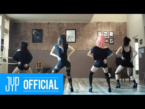 Miss A -Bad Girl, Good Girl