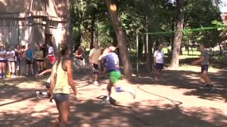 видео Разновидности волейбола