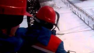 VL 110 hamda ko'chadan uzatish payvandlash kV