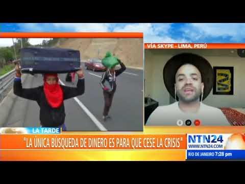 ¡Imperdible! Nacho ofrece detalles del concierto Venezuela Aid Live de este 22 de febrero