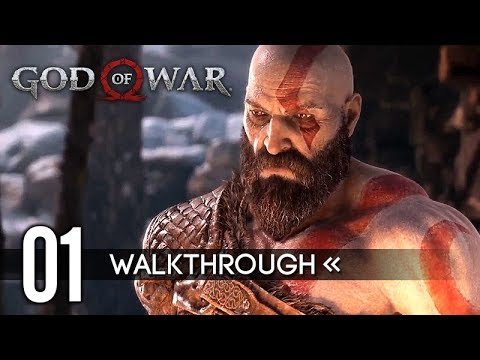 GOD OF WAR 4 – Part 1 – Gameplay Walkthrough / No Commentary 【FULL GAME】