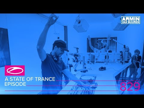 A State Of Trance Episode 829 (#ASOT829)