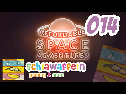 Affordable Space Adventures #014 - 3 Player - Co-Op - schlawaffeln [HD] [FACECAM] [GER]