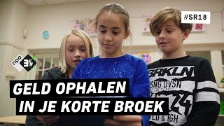 Deze kids halen €849,- op in hun korte broek! | 3FM Serious Request: Lifeline | NPO 3FM