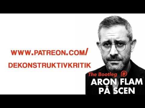ARON FLAM PÅ SCEN / The Bootleg / Ship to Gaza och Mattias Gardell