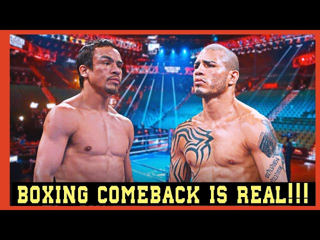Juan Manuel Marquez , Miguel Cotto Boxing COMEBACK The new trend in the sport