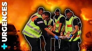 Bataillon des marins pompiers de Marseille – N°12 : piégés par le feu