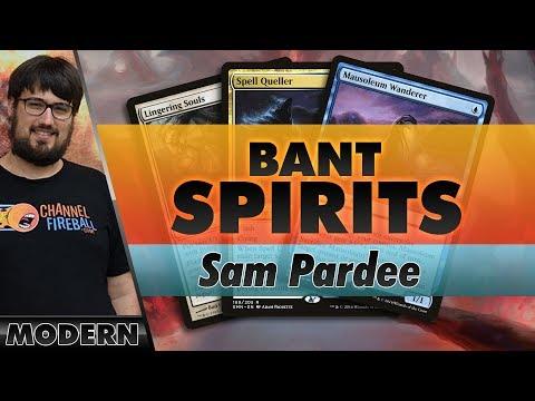 Bant Spirits - Modern | Channel Pardee