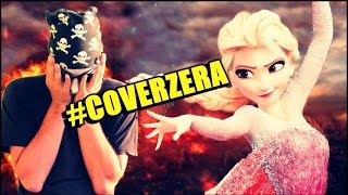 #Coverzera | Let'em Burn ( Let It Go Cover/Parody ) - Elsa Fire Version