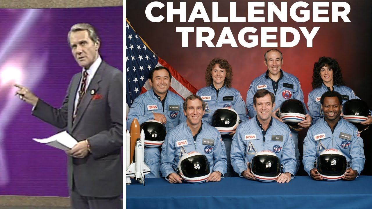 34 years ago the Challenger explosion kills 7 astronauts