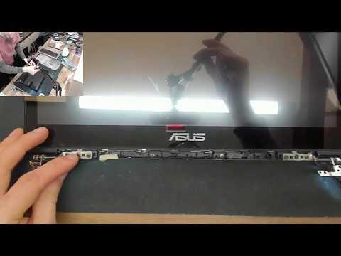 LFC#137 - Asus UX303L Hinge Repair