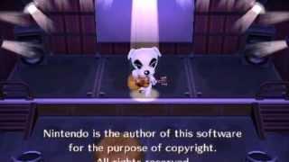 Animal Crossing: New Leaf - K.K. Slider's