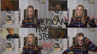 "American Horror Story: Apocalypse S8 Finale ""Apocalypse Then"" 