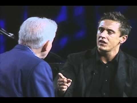 Nathan Morris on It's Supernatural with Sid Roth - Revival