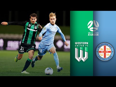 Western United Melbourne City Goals And Highlights
