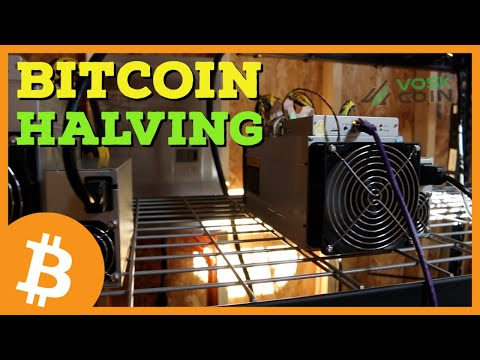 Bitcoin Block Reward Halving   What Is It, And Why Is It HUGE For BTC Buyers & Miners