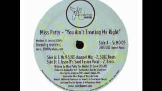 Miss Patty - You Ain