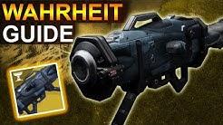 Destiny 2: Wahrheit Guide / Wahrheit bekommen (Deutsch/German)