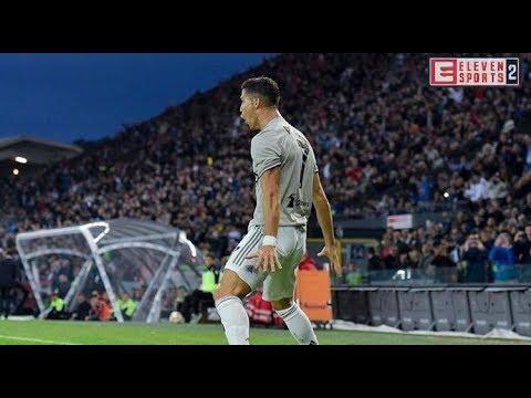 Match Highlights Udinese vs Juventus 0-2 — Cristiano Ronaldo Goal