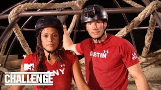 Nany's FIRST Elimination | The Challenge: Battle Of The Seasons