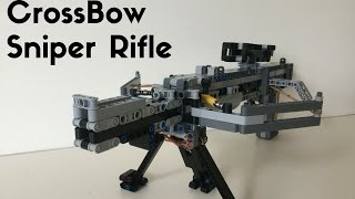 Lego Crossbow Sniper (Working)