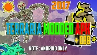 Terraria 1.2.12785/Apk + Obb (All Items World Included WITH MODDED ITEMS) - NO ROOT NEEDED!