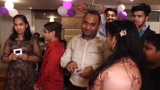 Funny Question Answer And Games At 25th Wedding Anniversary #corporateanchor #weddinganchor